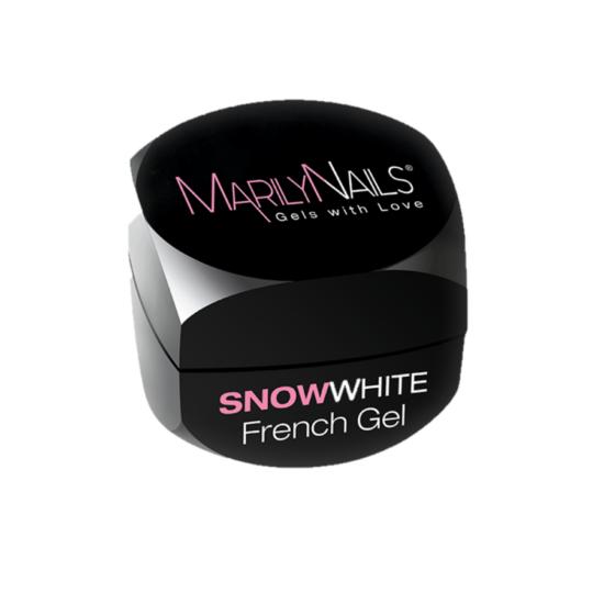 marilynails-french-snowwhitegel-fehér-építő-zselé-francia-köröm-építéshez-40ml