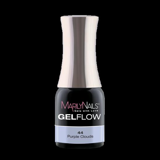 GEL FLOW -PURPLE CLOUDS  44- 4ML