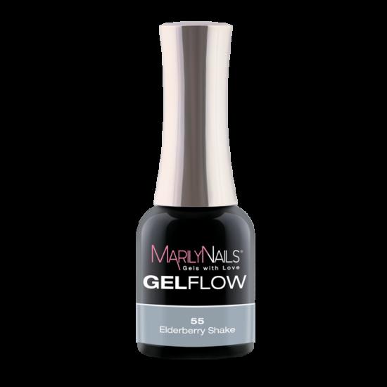 GEL FLOW -ELDERBERRY SHAKE  55-7ML